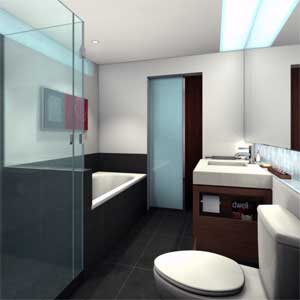 Interior Design Bathroom on Bathroom Interior Design3