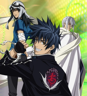 Air Gear OVA 1-3 [Sub Indo] | wilhelm13