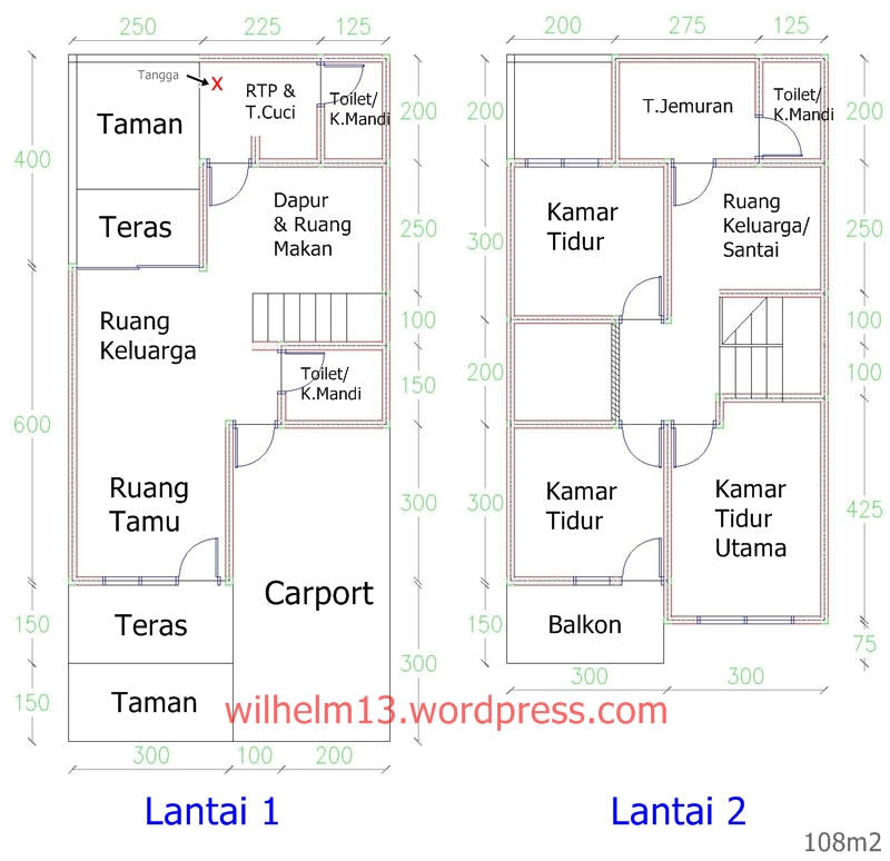 desain rumah 7 wilhelm13