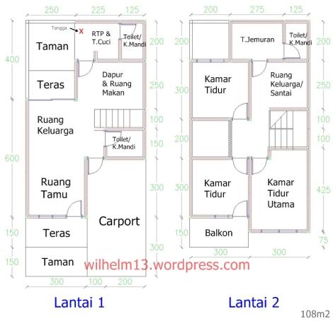 Menggambar Desain Rumah on Desain Rumah 7   Wilhelm13