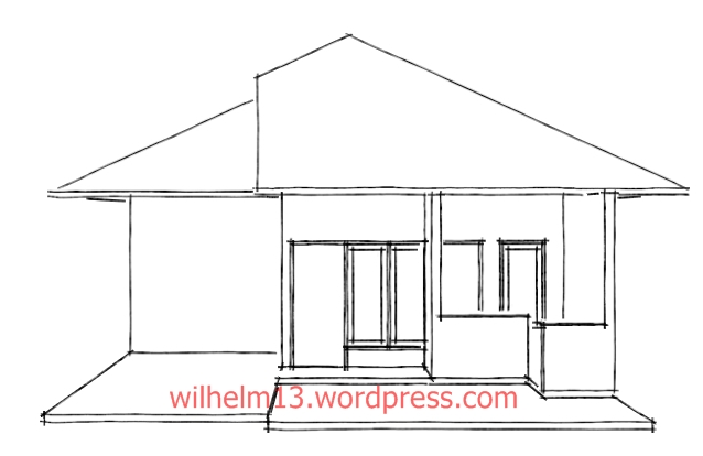 desain rumah 6 swr blog